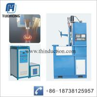 120KW High frequency gear shaft hardening induction heating machine