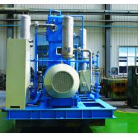 Best Nitrogen booster compressor 2LY9.2/30-Ⅱ 3Z3.51.67/150, Vertical ,two row,two stage,casting steel, blue colour wholesale