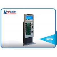 China Digital signage free standing kiosk for lobby , 42 inch LED multi touch screen on sale