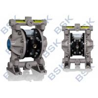 Best Pneumatic Positive Displacement Pump Thermoplastic / Rubber Diaphragm Pump wholesale