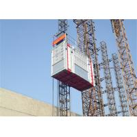 Best Outside Usage Construction Building Site Hoist Elevator For Man And Materials Access wholesale