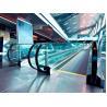 Buy cheap Fuji AC Drive Automatic Sidewalk , Safety Electric Moving Walk Escalator from wholesalers