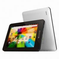 Buy cheap DVC Q8 8-inch Tablet PC with Android 2.3 OS, Allwinner A10 CPU and Dual Camera from wholesalers