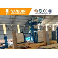 Best High Productivity Wall Panel Machine Automatically Vertical Hydraulic Mould Car wholesale