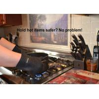 Best Heat Protection Silicone Kitchen Gloves Lightweight Silicone Gloves For Cooking wholesale