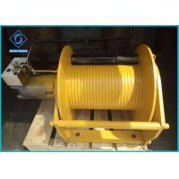 Best Industrial Mini Hydraulic Powered Winch Customized Color For Shrimp Boat Truck wholesale