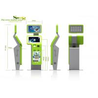 Best Retail / Ordering / Payment Self service Waterproof Lobby Kiosk with Fingerprint Reader wholesale