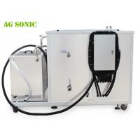 Best Electronic Sonic Cleaning Equipment With Solvent Recycling Filtration wholesale