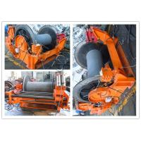 Best Hydraulic Mining Lebus Groove Barrel Mining Winch Below 1000m Working Condition wholesale
