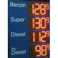 Best 36 inch PCB board red led gas price sign for sale wholesale