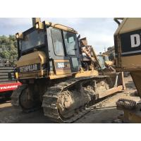 Buy cheap Original Colour Second Hand Construction Equipment D6g Old Caterpillar Bulldozer from wholesalers