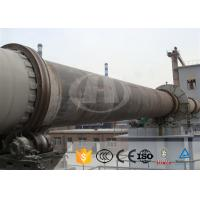 Best Chemical Rotary Lime Production Line Dry Process Cement Manufacturing Plant wholesale