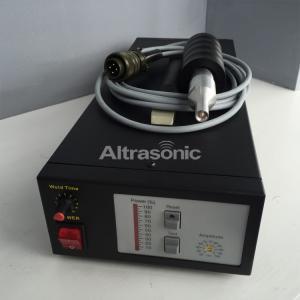 Best Automobile 40KHz Ultrasonic Riveting Welder Equipment Hand Carried wholesale