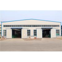 China Gable Frame Light Metal Structural Steel Warehouse / Large Span Plant Buildings on sale
