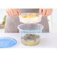 Best 26 OZ eco friendly PE or PLA coating kraft paper disposable soup cup bowl with lids for lunch take away bagease package wholesale