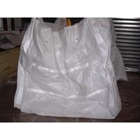 Best Gravel Bulk Large Piping Bags With 2500lbs Capacity , White Color wholesale