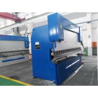 Cheap Stainless Steel Door CNC Hydraulic Press Brake With High Strength Gooseneck Tools for sale