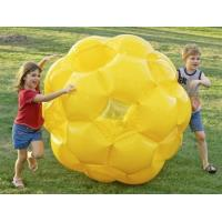 Best 1.5m Diameter Inflatable Giga Ball , Human Zorb Roller Ball for Kiddes wholesale