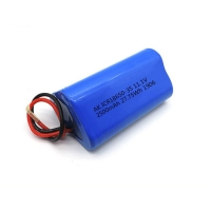 Best 2500mAh 12V Rechargeable Panasonic 18650 Lithium Ion Battery wholesale