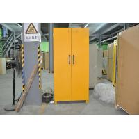 Best Laboratory Grounding Corrosive Chemical Storage Cabinets With Double Vents 90min fireproof safety cabinets wholesale