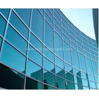 Quality Rectangle Clear Tempered Safety Glass 8mm , Heat Treated Glass Partition wholesale