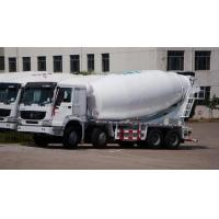 Best New Style HOWO Big Concrete Mixer Truck 17 CBM tank 8X4 Chassis 371hp Engine wholesale