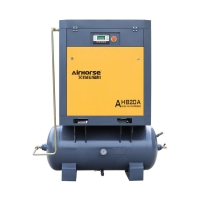 Best Energy Saving Noiseless 15kw 20hp screw air compressor with 300L receiver wholesale