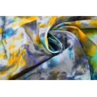 Best Tie - Dye  Waxed Cotton Canvas / 8OZ Woven Cotton Fabric For Bags wholesale