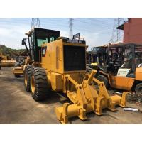 Best Heavy Equipment Used Motor Grader With Ripper , Cat 140h Motor Grader Year 2014 wholesale