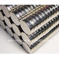 China N52 super strong Neodymium magnet disc shape on sale