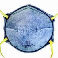 Best N95/N99/FFP1/FFP2/FFP3 Dust Mask/Respirator with Active Carbon, Made of Nonwoven Fabric wholesale