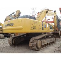Best Free New Paint Second Hand Komatsu Excavator Pc400 - 6 With 600mm Shoe Size wholesale
