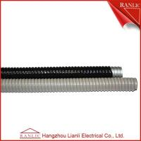 """Cheap Heavy Duty High Temp Flexible Electrical Conduit PVC Coated With 1/2"""" to 4"""" Size for sale"""