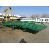Best Price competitive Hydraulic Mobile Dock Ramp From 5T-18T wholesale