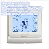 Best ME5916 electric floor heating thermostat for fan coil China manufacturer wholesale