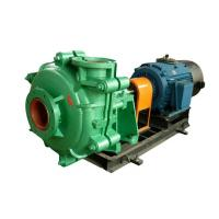 Best Large Flow Capacity Sand Slurry Pump For Gold Mining / Coal Washing / Tailing wholesale