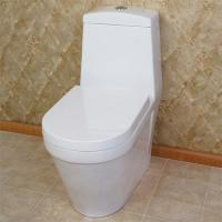 Best S-trap square ceramic toilet bowl 9845 (Yingtao) wholesale