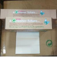 Buy cheap Compostable biodegradable waterproof resealable zip packaging bag from wholesalers