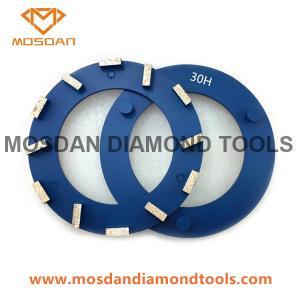 Best Klindex Mts 200mm Metal Bond Floor Diamond Grinding Plate wholesale