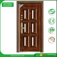 Best single design house steel exterior room door for home main gate wholesale