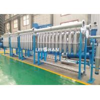 Best PLC Control Desilter Drilling Equipment , Centricleaner Paper Machine For Paper Making wholesale