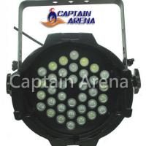 Best 36 x 5W RGBW Flat Slim LED PAR Light IP44 for Stage Lighting wholesale