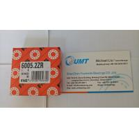 Buy cheap Deep groove ball bearing FAG brand 6005-2ZR  compressor bearing .size 25*47*12mm from wholesalers