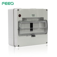 Best PC Cover ABS Material IP66 Electric Enclosure Distribution Box Waterproof wholesale