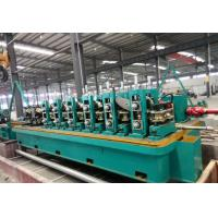 Best Galvanized Steel Strip Welded Straight / Square Pipe Mill Line ZG50 wholesale