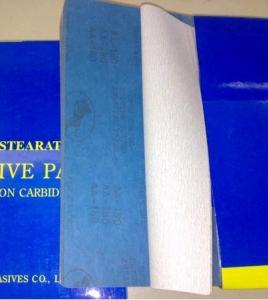 Best Dry stearate abrasive paper sheet( adysun01) wholesale