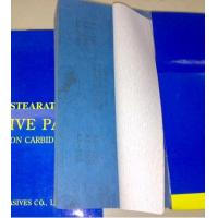 Buy cheap Dry stearate abrasive paper sheet( adysun01) from wholesalers