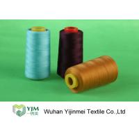 Cheap Plastic Core Polyester Thread For Sewing Machine With 100% Polyester Fiber for sale