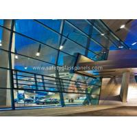 Quality 6.38-40.38mm Double Glazed Clear Laminated Safety Glass for Large Display Window wholesale