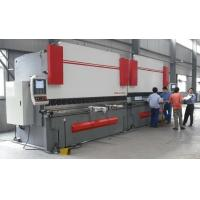 Best High Accuracy Sheet Metal Hydraulic Shearing Machine CNC Press Brake with Italy CNC System wholesale